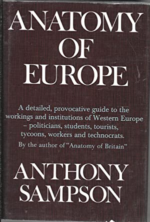 Anatomy of Europe