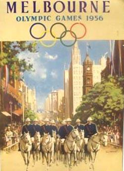 Melbourne - Olympic games 1956