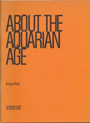 About the Aquarian Age.