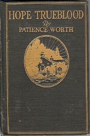 Hope Trueblood.: WORTH, Patience (Communicated