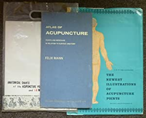 Atlas of Acupuncture: Points and Meridians in Relation to Surface Anatomy + two other specialised...
