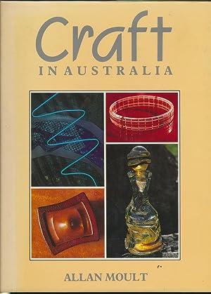 Craft in Australia.: MOULT, Allan.