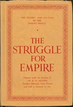 The Struggle for Empire ( Volume 5: MAJUMDAR, R. C.