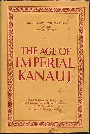 The Age of Imperial Kanauj ( Volume: MAJUMDAR, R. C.