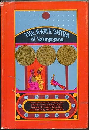 The Kama Sutra of Vatsyayana: The Classic: VATSYAYANA ( Translated