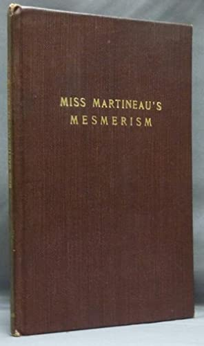 Miss Martineau's Letters on Mesmerism.