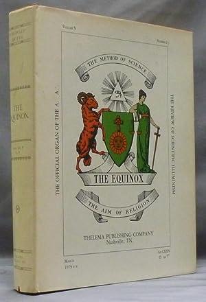 The Equinox Volume V. No. 2 [: CROWLEY, Aleister [