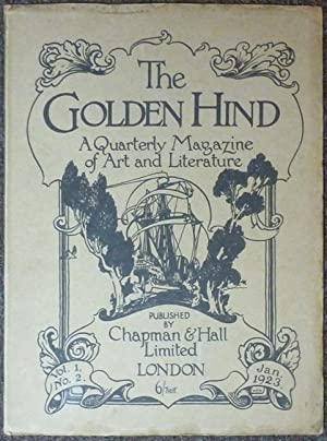 The Golden Hind, A Quarterly magazine of Art & Letter, Vol. 1 No. 2 January 1923.: SPARE, ...