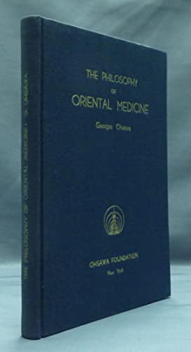 The Philosophy of Oriental Medicine ( The Book of Judgment ).