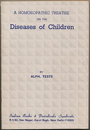 A Homoeopathic Treatise on the Diseases of Children.