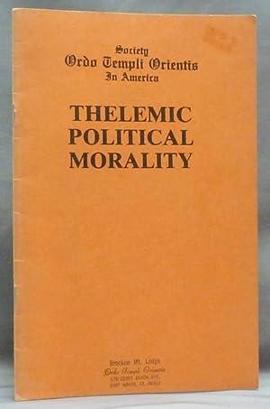 Society Ordo Templi Orientis in America. Thelemic: MOTTA, Marcelo Ramos