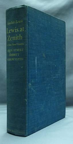 Lewis at Zenith - A Three-Novel Omnibus: LEWIS, Sinclair (
