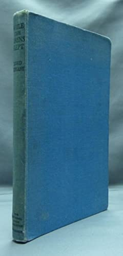While the Sirens Slept.: DUNSANY, Lord ( Edward Plunkett ).
