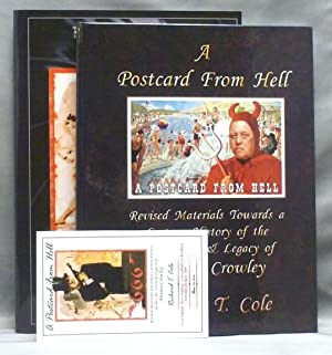 A Postcard From Hell, Revised Materials Towards: COLE, Richard T.,