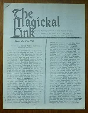 Magickal Link: Official Monthly Bulletin of Ordo: CROWLEY, Aleister ]