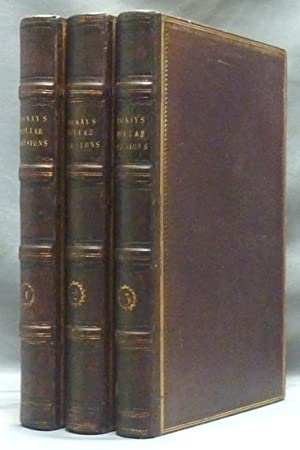 Memoirs of Extraordinary Popular Delusions and the Madness of Crowds (Three volumes).