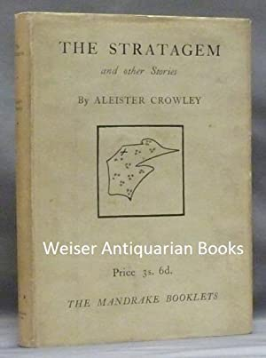 The Stratagem and Other Stories.: CROWLEY, Aleister.