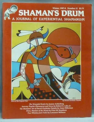 Shaman's Drum: A Journal of Experiential Shamanism,: WHITE, Timothy (Edited