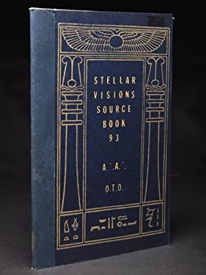 Stellar Visions Source Book 93.: CROWLEY, Aleister and