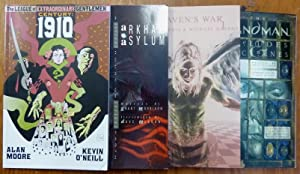 4 Graphic Novels with Crowley or Occult: Aleister Crowley -
