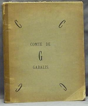 Continuation of the Comte de Gabalis, or: YARKER, John.