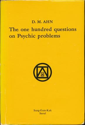 The One Hundred Questions on Psychic Problems.