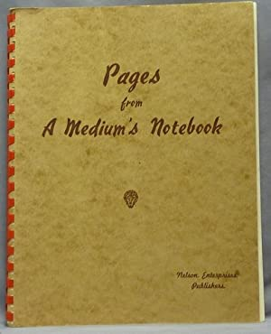 Pages From A Medium's Notebook [ Cold Reading ]