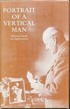 Portrait of a Vertical Man: An appreciation: COPLEY, Samuel.