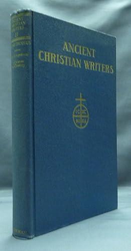 St. Methodius: The Symposium, a Treatise on: MUSURILLO, Hebert (