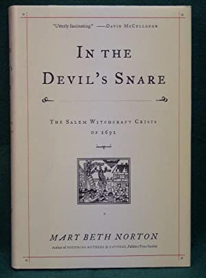 In the Devil's Snare. The Salem Witchcraft: NORTON, Mary Beth.