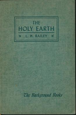 The Holy Earth.
