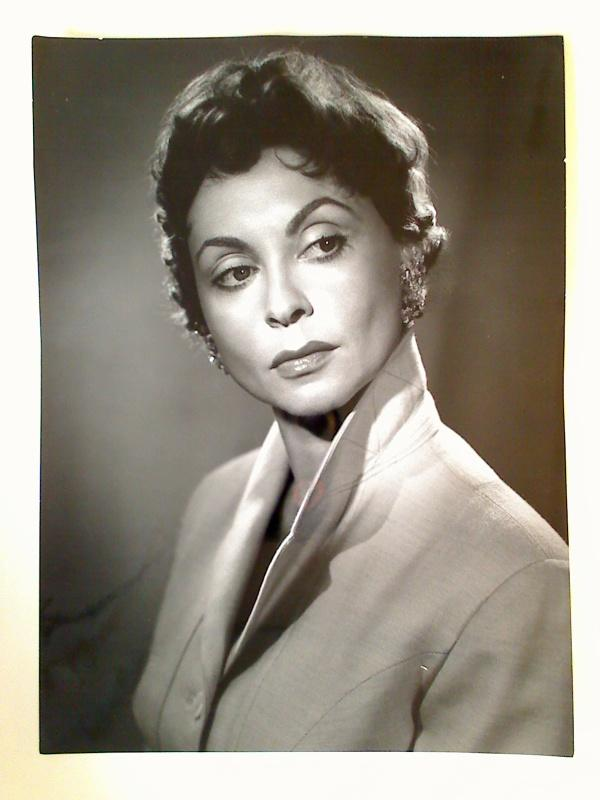 Edith Teichmann - (Original-Foto)
