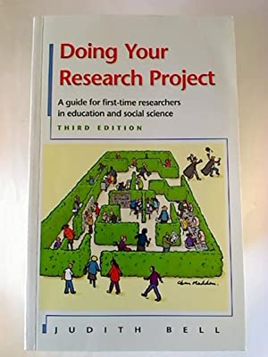 Doing Your Research Project : A guide for first-time researchers in education and social science.