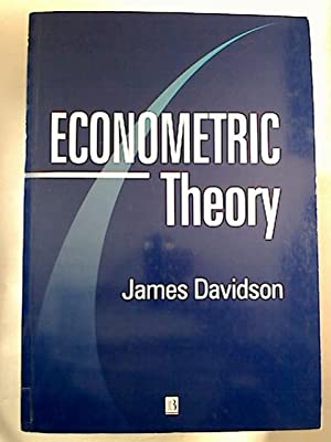Econometric Theory.