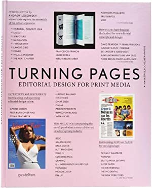 Turning Pages. Editorial Design for Print Media.: R. Klanten, S.