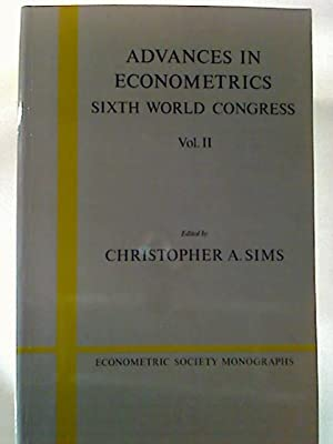 Advances in Econometrics: Sixth World Congress - (Volume 2)