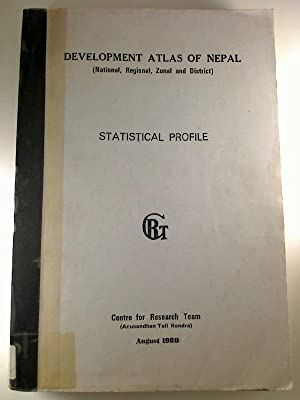 Development atlas of Nepal (national, regional, zonal: Govinda Man Joshi