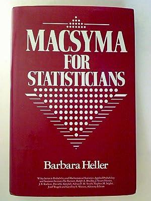 Macsyma for Statisticians.: Barbara Heller