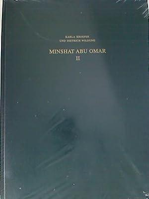 Minshat Abu Omar. Ein vor- und frühgeschichtlicher: Karla Kroeper /