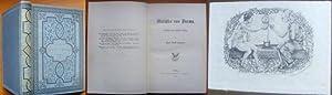 Moschko von Parma. / Geschichte eines jüdischen Soldaten. / Erstausgabe (EA) WG 8.: Franzos, Karl ...