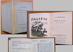 Pacific 231 / Mouvement Symphonique.: Honegger, A. (Arthur):