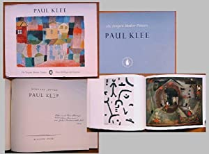 "Paul Klee. - Reihe ""The Penguin Modern Painters"". - Text in Englisch.: Klee, Paul / Cooper,..."