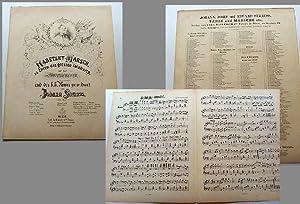 Radetzky-Marsch, zu Ehren des grossen Feldherrn. / Für das Pianoforte componirt und der k.k. Armee ...