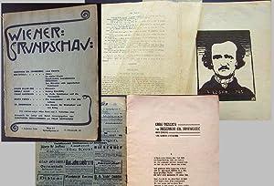 Wiener Rundschau. / Herausgeber: Constantin Christomanos und Felix Rappaport. / III. Jahrgang Nr. ...