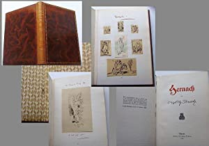 Hernach - Faksimile-Ausgabe in 1.000 numerierten Exemplaren (hier Nr. 397).: Busch, Wilhelm:
