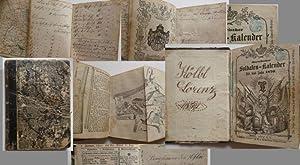 Bayerischer Soldaten-Kalender / für das Jahr 1870. - Preis: gefalzt 12 kr.: Ohne Verfasserangabe (...
