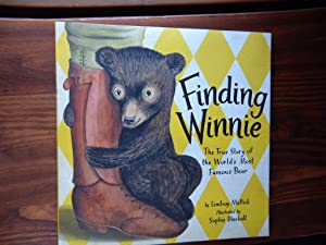 Finding Winnie: The True Story of the: Mattick, Lindsay.