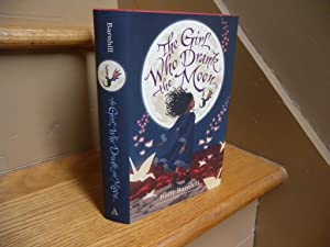 The Girl Who Drank the Moon. (Signed)