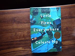 Little Fires Everywhere. (Signed)