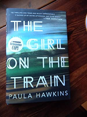 The Girl on the Train. (Signed)